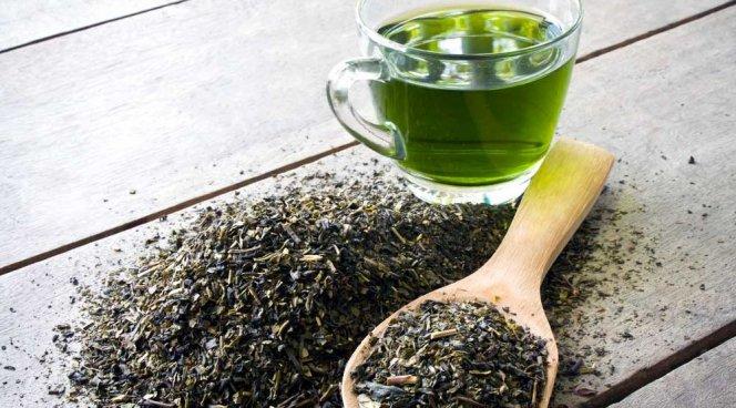 Зеленый чай против ВИЧ