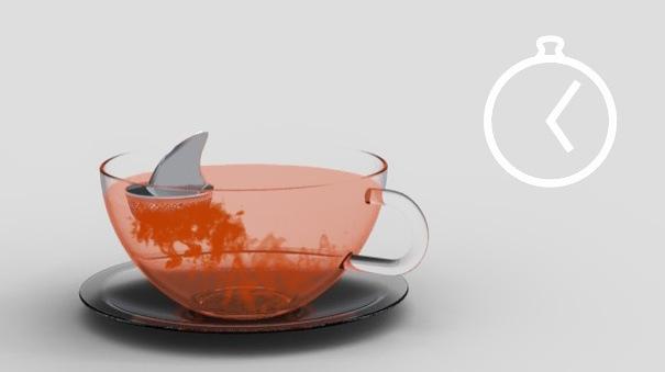 Аневризма брюшной аорты реже посещает любителей чая