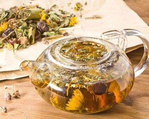 Травяной чай может спровоцировать аденокарциному желудка