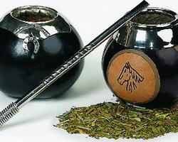 От рака кишечника избавит чай мате