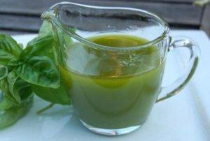 Чудо — чай из базилика