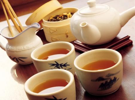 Чай в сауне