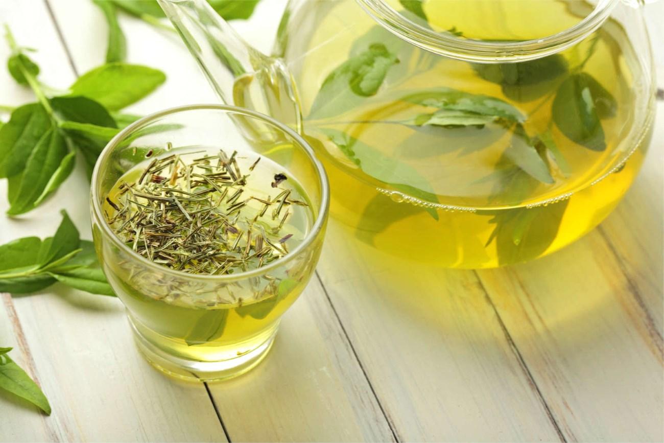 Зеленый чай – профилактика болезни Альцгеймера