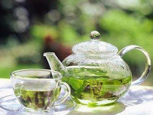 Зеленый чай стал причиной гепатита у девушки