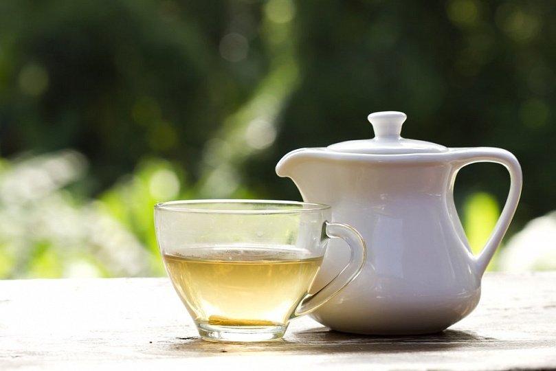 Зеленый чай противостоит болезни Паркинсона