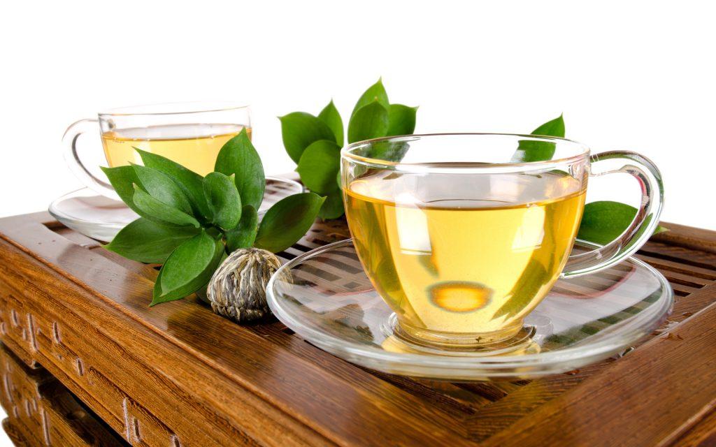 Зеленый чай станет лекарством от псориаза