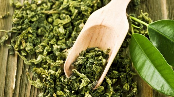 Зеленый чай эффективнее вакцины против гриппа