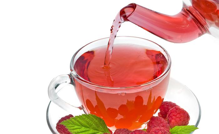 Новый взгляд на чай с малиной от простуды