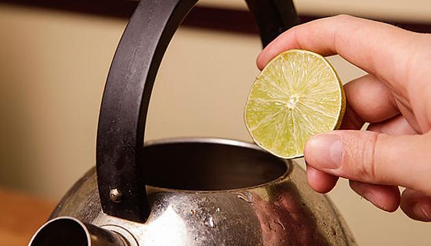 Быстрый и эффективный метод чистки чайника от накипи
