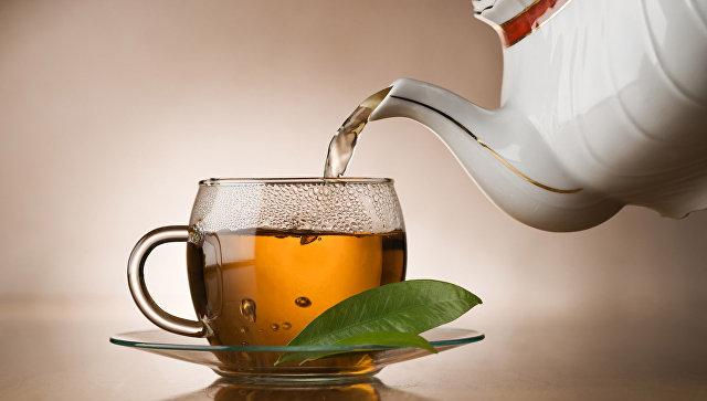 Зеленый чай спасает от ишемического инсульта
