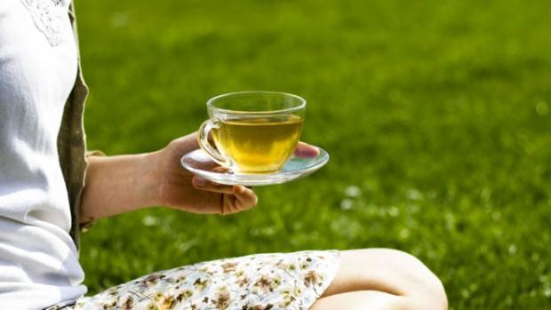 Зеленый чай и физический упражнения помогают от болезни Альцгеймера