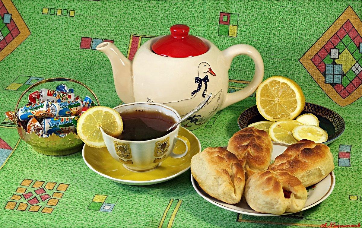 Чай не пьешь — какая сила?