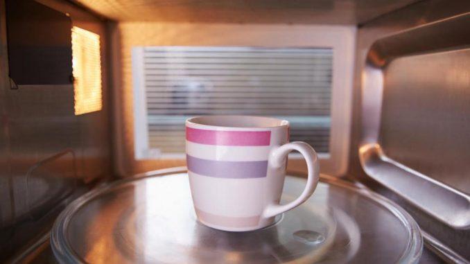 Исследование: в микроволновке чай становится настоящим супернапитком