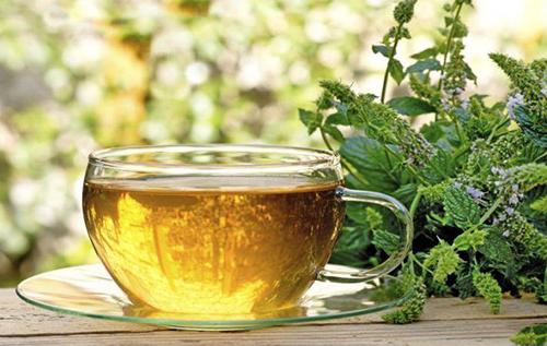 Холодный травяной чай — отличное средство для похудения