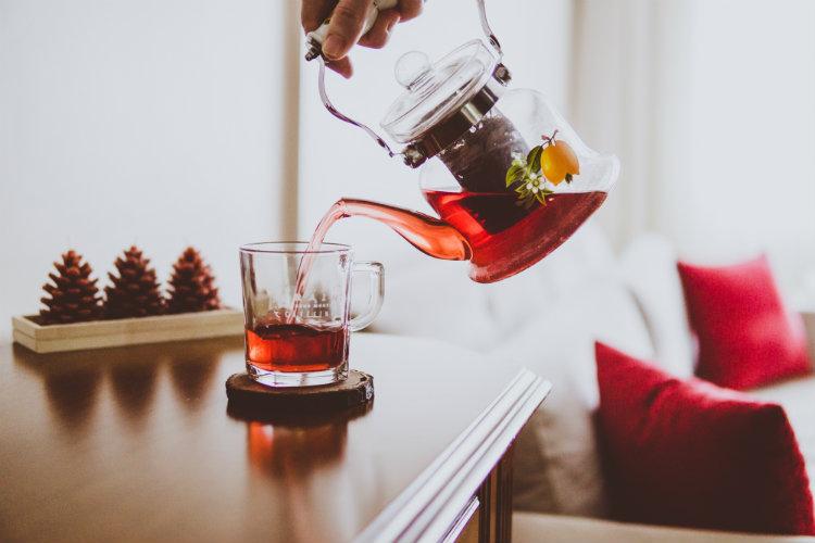 Пить чай как можно чаще: 5 значительных поводов