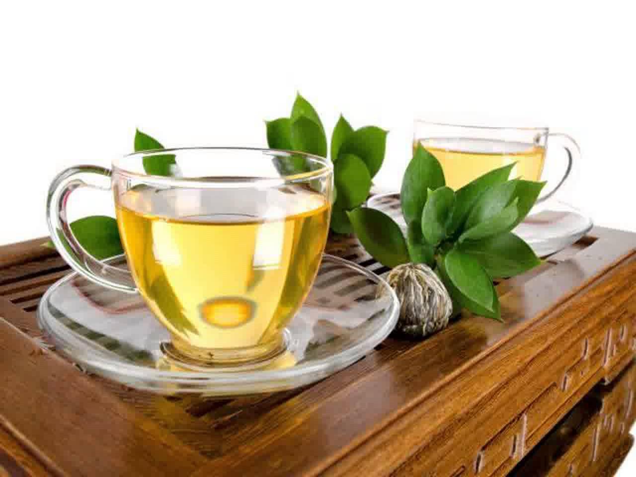 Зеленый чай защитит от гепатита С