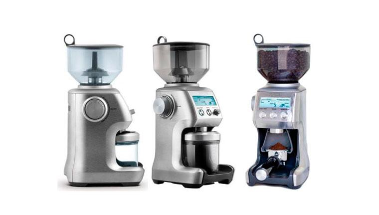 Особенности электрических кофемолок
