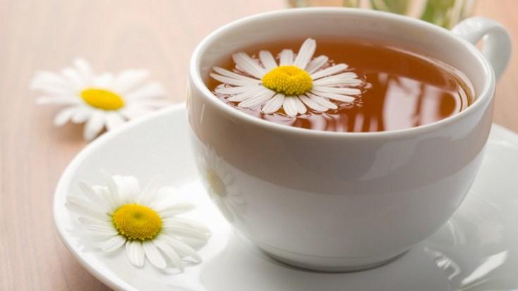 Замените кофе на ромашковый чай