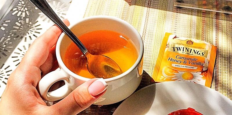 Ароматизированный чай для здоровья и красоты