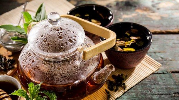Чай — средство от стресса.