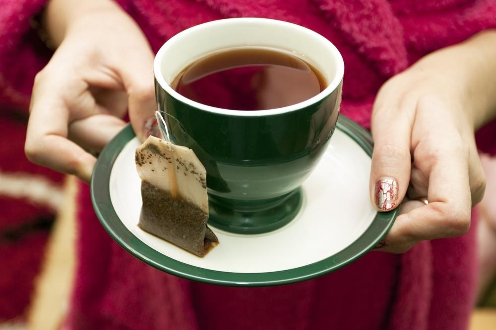 В чем же неприятна особенность чая в пакетиках?