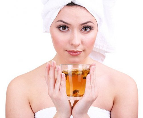 4 совета о том, как стать красивой с помощью чая