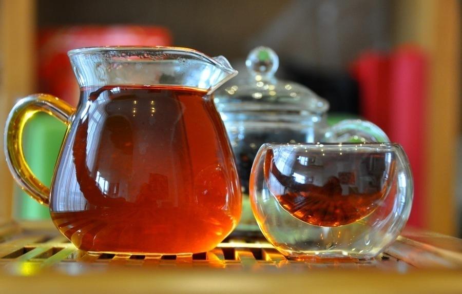 Черный чай способствует свежему дыханию