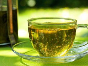 Зеленый чай помогает контролировать вес и аппетит