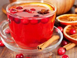 Фруктовый чай может быть опасным для здоровья