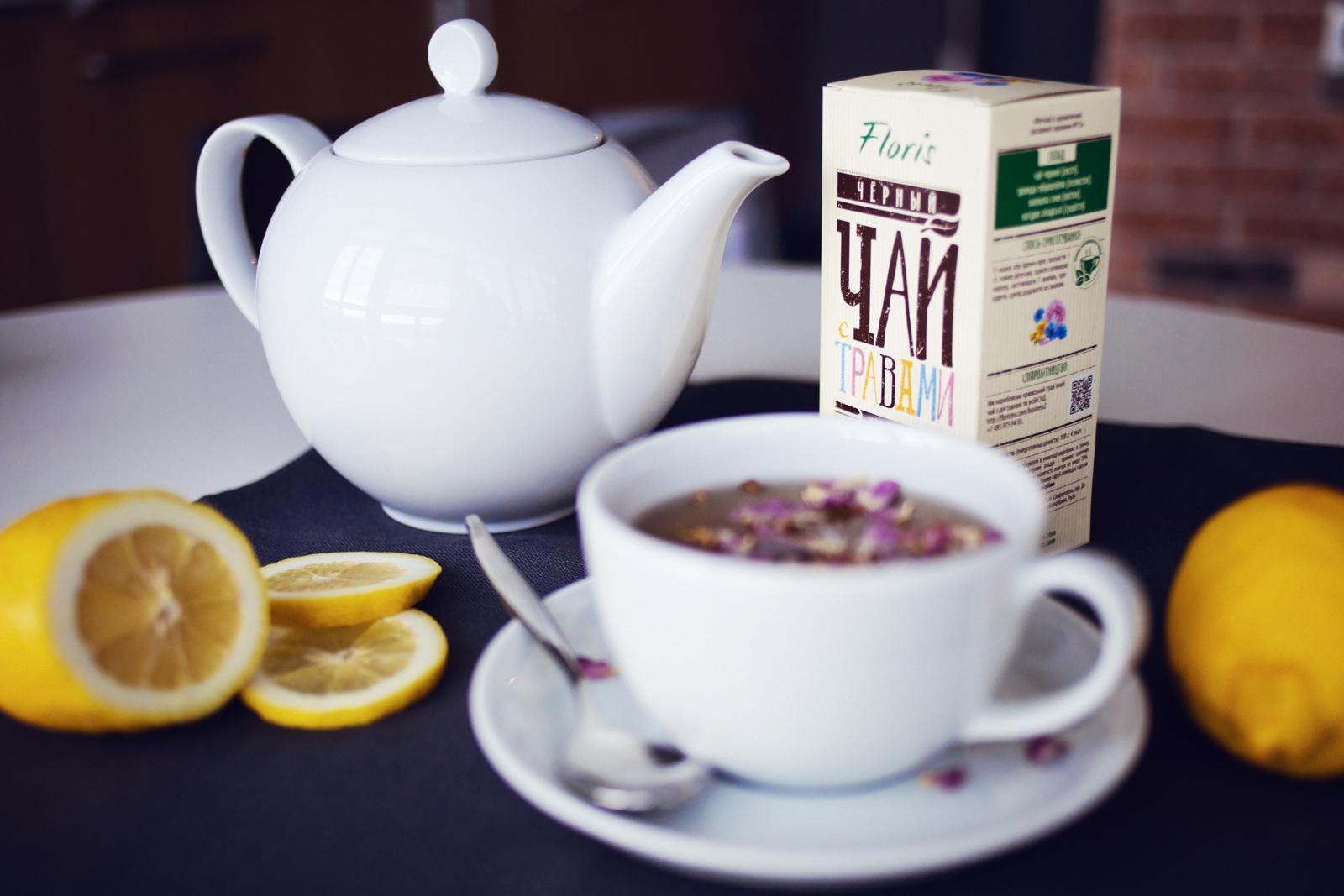 Пожилым леди для поддержания здоровья полезен черный чай