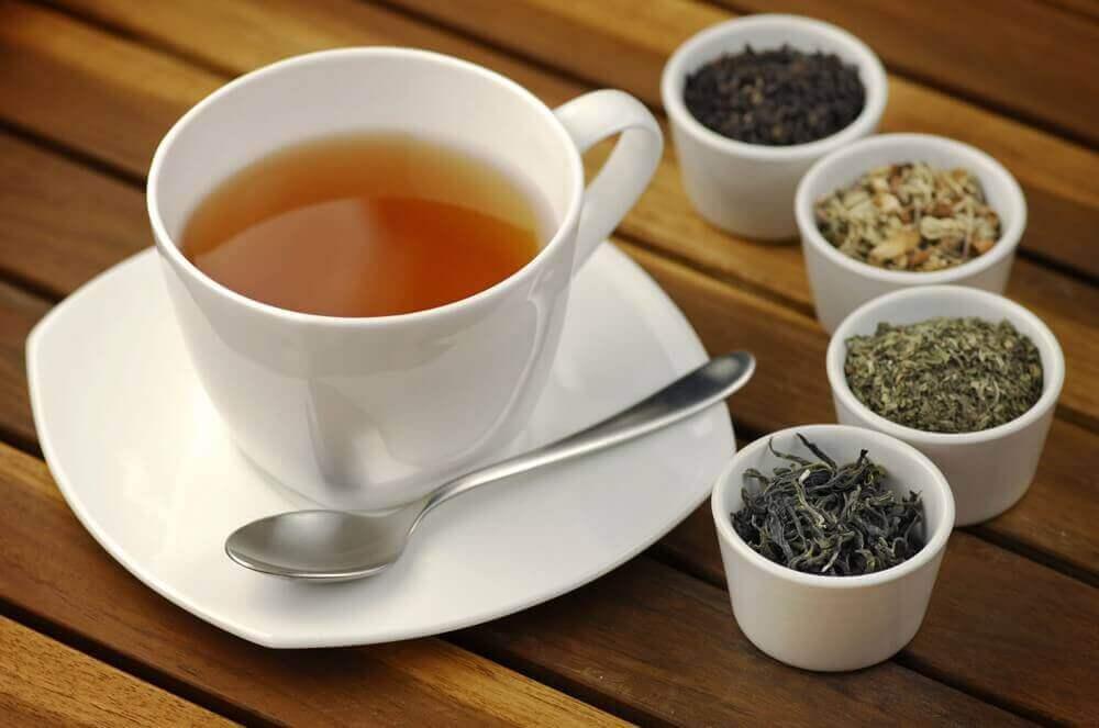 Самые изысканные сорта чая в интернет магазине Global Coffee