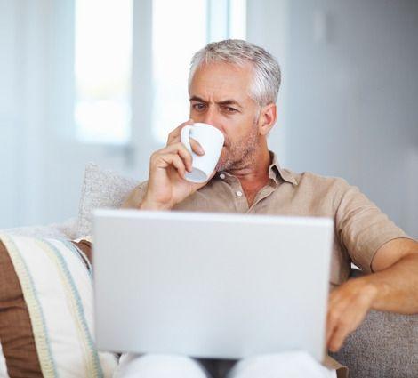 Чай вреден для мужчин?