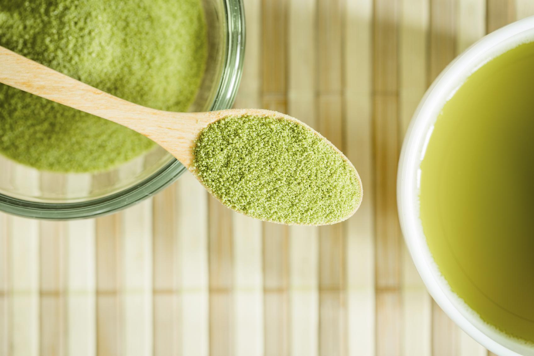 17 способов использования зеленого чая в домашней косметике
