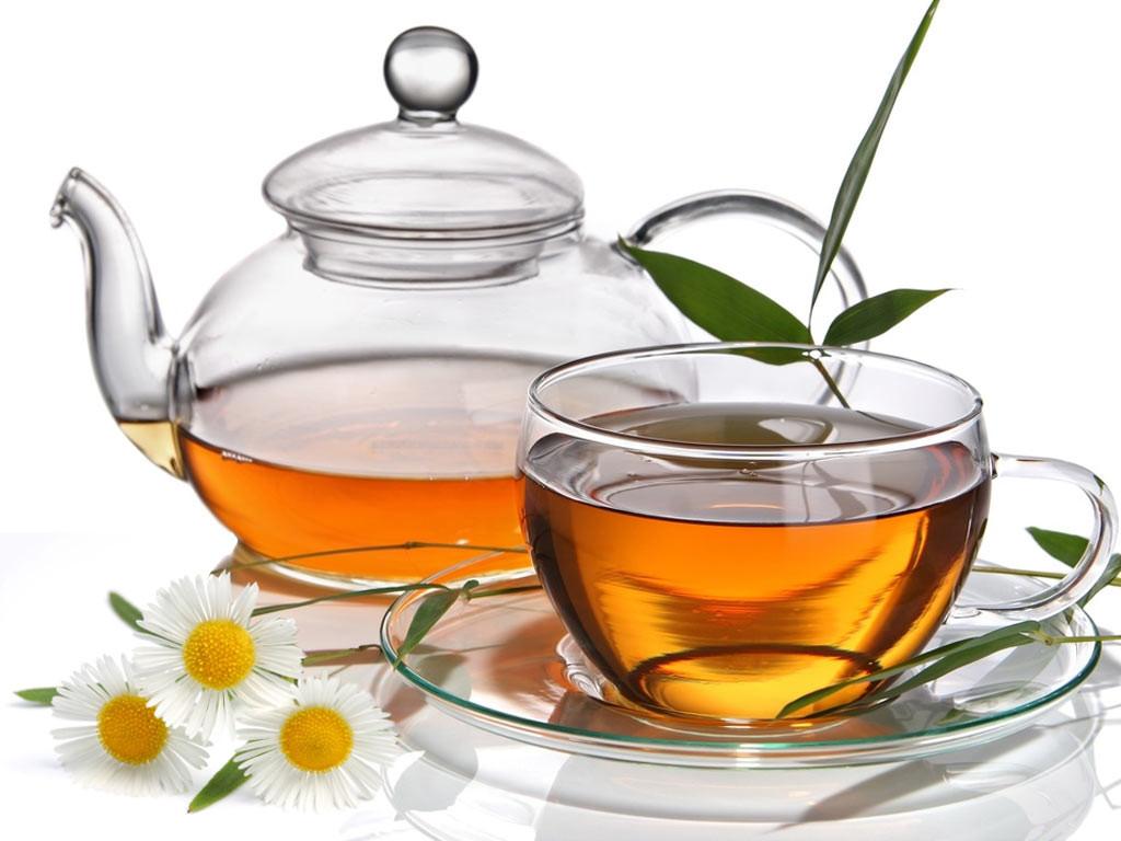 Полезный травяной чай с горечью