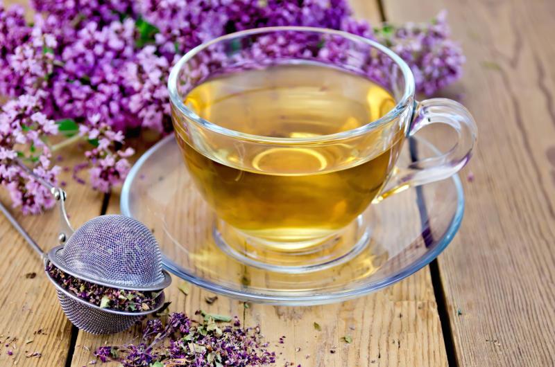 Душица к чаю