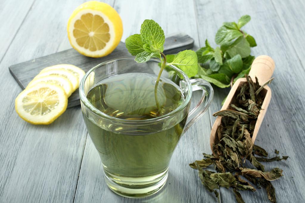 Травяные чаи с горькими веществами