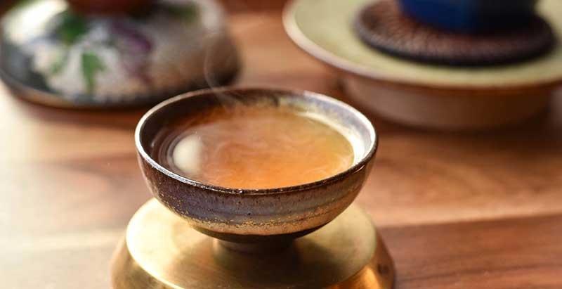 Секреты приготовления бирюзового чая