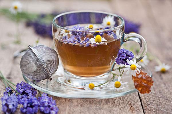 Цветочные чаи – ощутите красоту природы на вкус