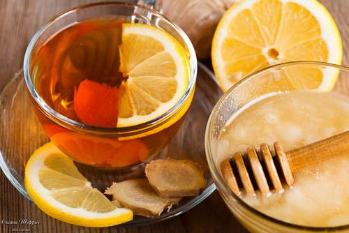 Какой чай бодрит с утра?