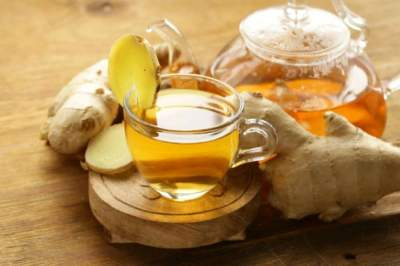 Как приготовить имбирные напитки с противопростудным свойством