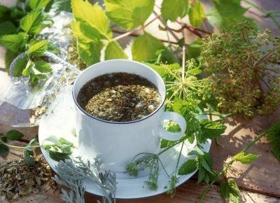 Топ-6 лечебных чаев