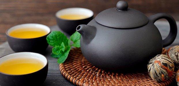 Зелёный чай защищает от глазных болезней