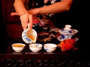 Чайная культура в Сингапуре