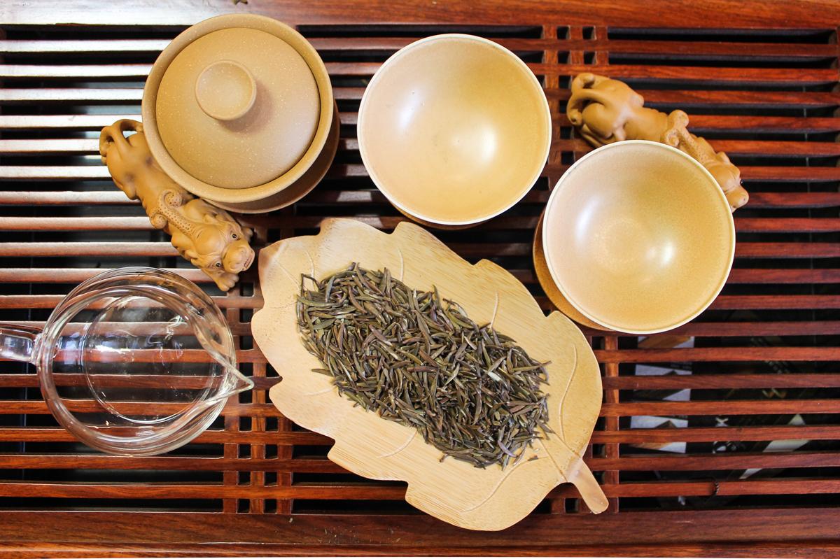 Особенности заваривания азиатских чаёв