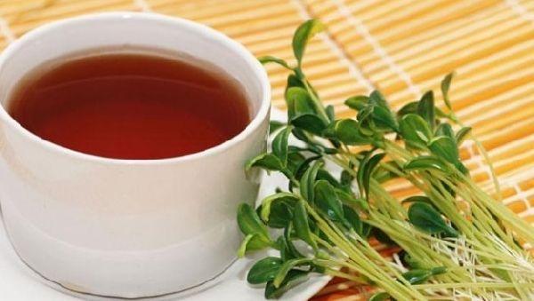 Травяные чаи и их польза