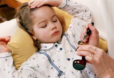 Как предотвратить обезвоживание организма, когда ребенок заболел?