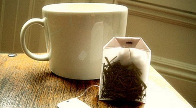 Чай в пакетиках заподозрили в канцерогенности