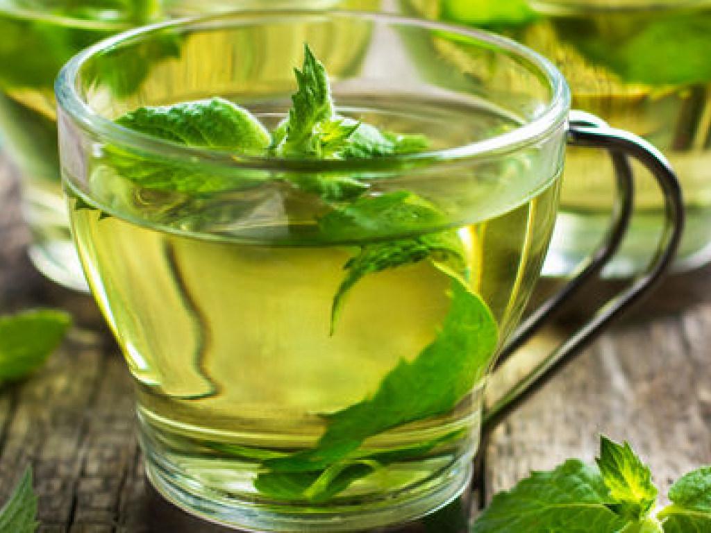 Эксперты рекомендуют при перепадах давления и головокружении — мятный чай