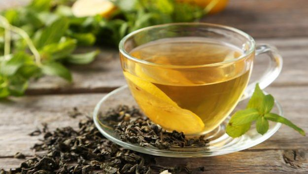 Зеленый чай спасет от фатального осложнения