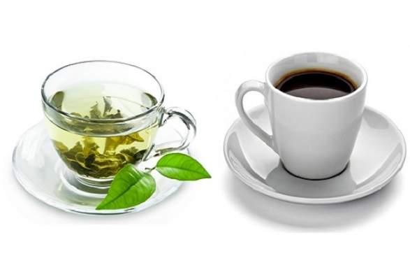 Зеленый чай или кофе: какой напиток поможет проснуться